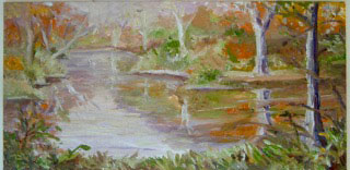 Study-for-Fisher's-Island-6-x12--$150